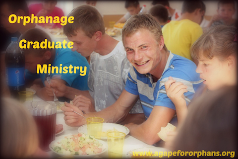 Orphan Grad ministry